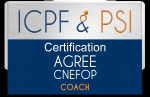 Logo ICPF & PSI Agréé CNEFOP Coach